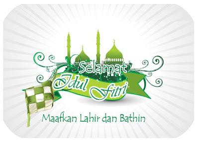 Sms Ucapan Selamat Idul Fitri tahun 2013 / 1434 H || Bahasa Indonesia + Bahasa Sunda